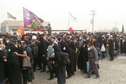 İranlı zairlerin Kerbela coşkusu