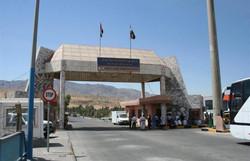 السلطات العراقية تتسلم معبر فيشخابور