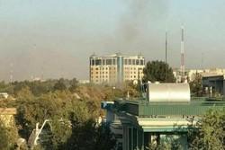 انفجار در منطقه دیپلماتیک «وزیراکبرخان»کابل