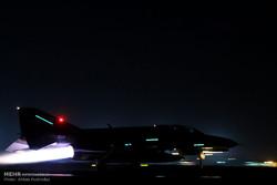 آغاز بمباران شبانه توسط جنگندههای نیروی هوایی ارتش