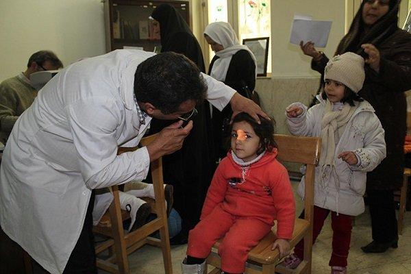 طرح غربالگری فرصت طلایی برای رفع اختلالات بینایی است