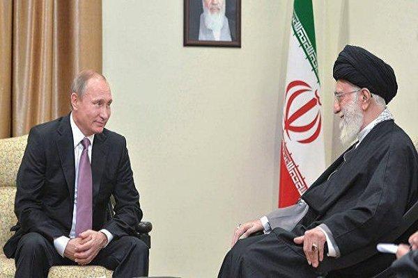 Putin, İnkılap Rehberi'yle görüşecek