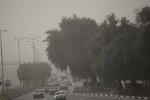 ریزگردها آسمان کرمانشاه را تسخیر کردند/اعلام وضعیت بحرانی