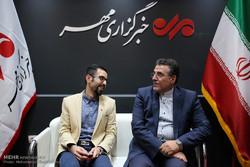 Fotoğraflarla 23. Tahran Basın Fuarı'na bir bakış