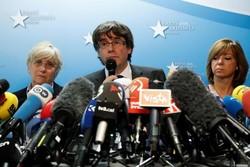 پارلمان اروپا مصونیت رهبران جدایی طلب کاتالونیا را لغو کرد