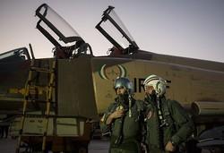 """توطين وتشغيل المنظومة البصرية لمقاتلة أف4 في قاعدة """"شهيد عبدالكريمي"""" الجوية"""