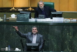 لجنة الامن القومي في البرلمان الإيراني تناقش ملف الاضطرابات الاخيرة في البلاد غدا الثلاثاء