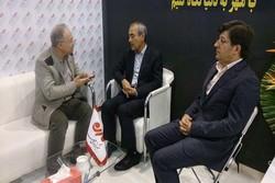 استاندار آذربايجان شرقي در نمايشگاه مطبوعات