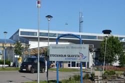فرودگاه «اسکاوستا» در استکهلم سوئد تخلیه شد/بازگشایی مجدد فرودگاه