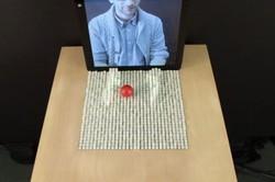 این میز تغییر شکل می دهد!