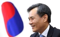 South Korean Ambassador Kim Seung-ho