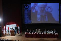 مؤتمر اتحاد علماء المقاومة في بيروت