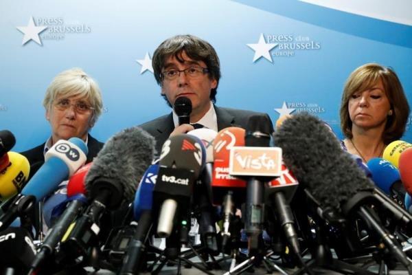 پیگدمون: پس از اتمام دادرسی پروندهام شاید به بلژیک بازگردم
