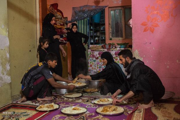 """خادمة الحسين وأم الشهيد """"غندة بن شايع خويلدي"""""""