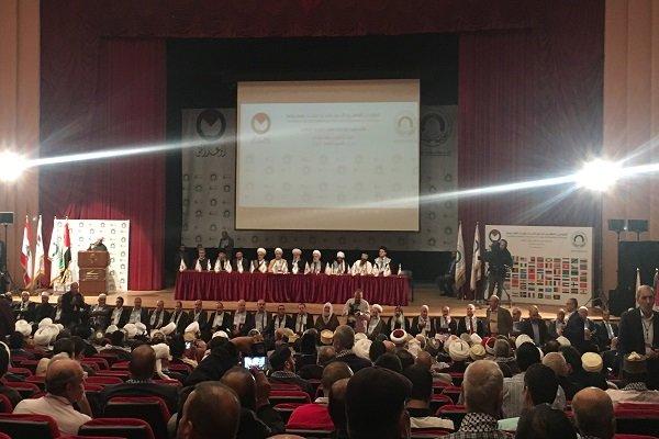 رئيس اتحاد علماء الشام: طريقنا الى تحقيق النصر يبدأ بنبذ أسباب الفرقة
