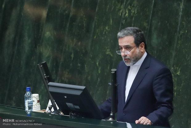 عراقچی:مساعدت اروپا بستگی به پذیرش FATF از طرف ایران دارد