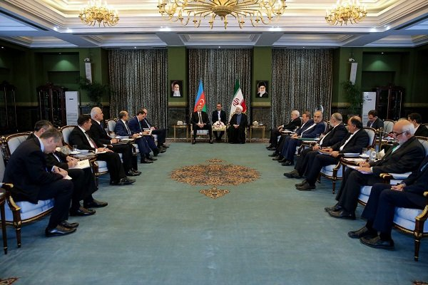 Tehran-Baku ties model for multilateral, regional relations