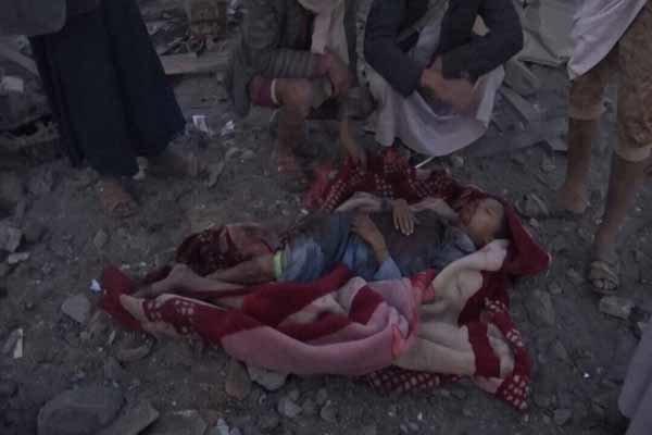 Ensarullah'tan Suudilerin Yemen saldırısına kınama