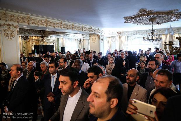 Algeria National Day ceremony in Tehran