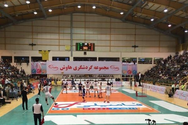 صعود یک پلهای هاوش گنبد با پیروزی مقابل شهرداری ورامین