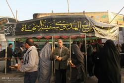اداره کل اوقاف اصفهان در چذابه موکب اربعین برپا می کند