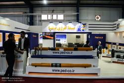 آیین افتتاحیه نهمین نمایشگاه تخصصی صنعت نفت خوزستان
