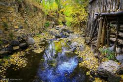 طبيعة ايران : همدان بحلة خريفية لمحبي الفصل الأصفر /صور