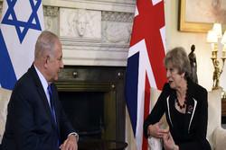 ترزا می و نتانیاهو