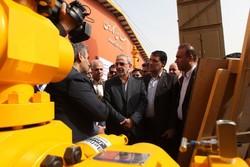 نمایشگاه صنعت نفت خوزستان حبیب الله بیطرف