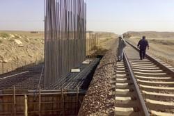 تمام بخشهای پروژه راهآهن اردبیل فعال است