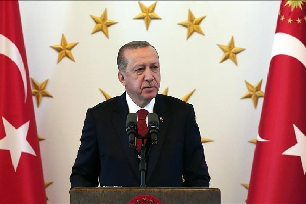 US is a 'partner in bloodshed' with Jerusalem decision: Erdogan
