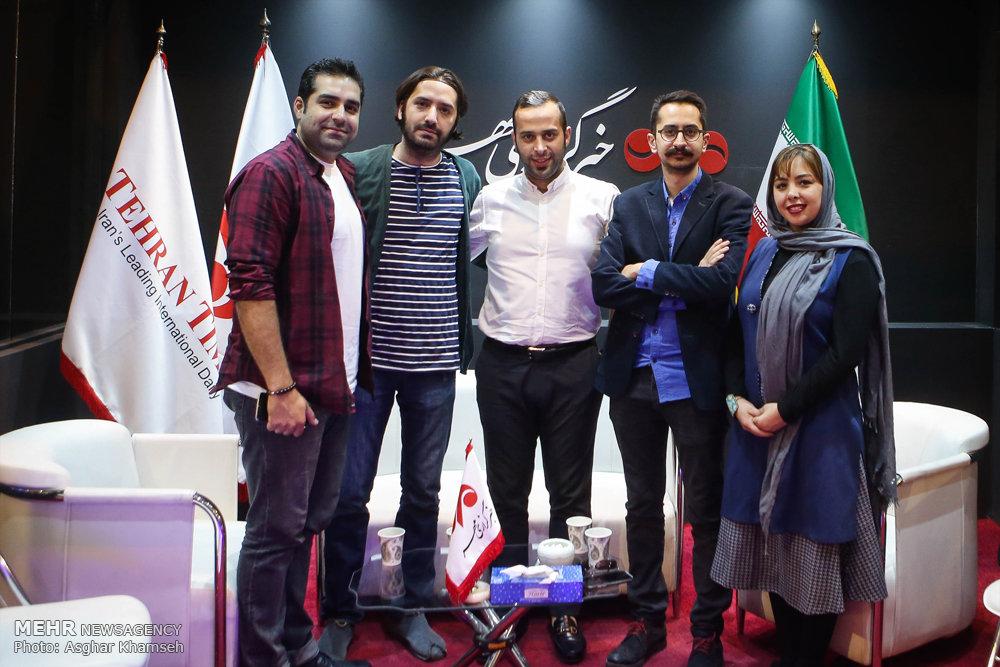 هفتمین روز بیست و سومین نمایشگاه مطبوعات و خبرگزاری ها -۲