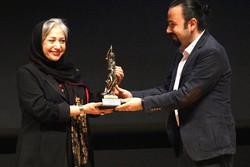 Türkiye'den İranlı yönetmene onur ödülü