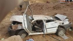 واژگونی ۳ خودرو در فارس ۳ کشته به همراه داشت