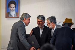 مراسم إختتام المعرض الثالث والعشرين للصحافة ووكالات الانباء في طهران