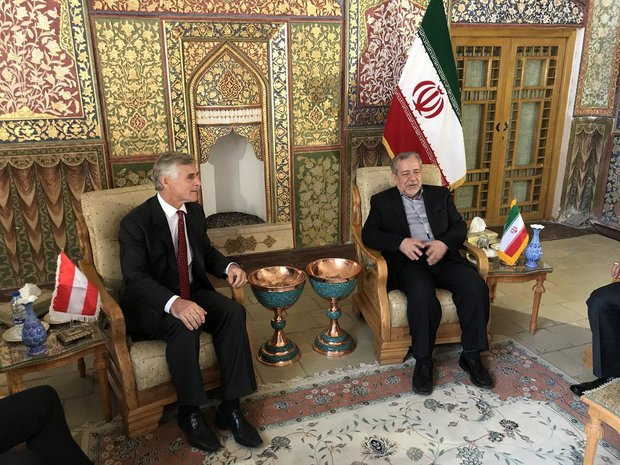 Austria eager to boost ties with Iran