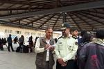 جلوگیری از ورود ۱۵ هزار نفر بدون ویزا به مرز مهران/پارک ۷۰ هزار خودرو