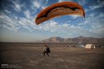 Yazd hosts National Paragliding Festival