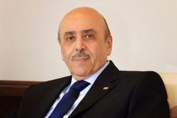 علی مملوک رئیس نهاد امنیت ملی سوریه