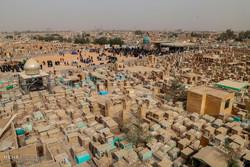 گذری در وادی السلام نجف بزرگترین قبرستان نجف