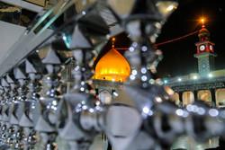 حضور گسترده زائران اربعین در مسجد کوفه
