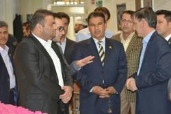 سفر سفیر عمان به یاسوج