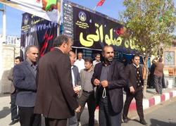 تعداد موکب زنجانی ها در کشور عراق افزایش یافته است