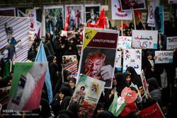 İran'da 4 Kasım Öğrenciler Günü gösterileri başladı