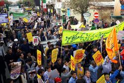 مسیرهای راهپیمایی ۱۳ آبان در مازندران مشخص شد