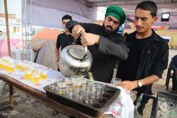 تأمین آب شرب بسته بندی زائران اربعین در خوزستان