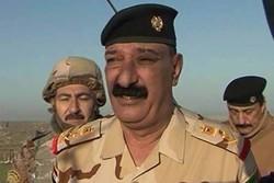 «عبدالامیر الزیدی» فرمانده عملیات بسط قانون در شمال عراق شد