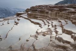 Badab-e Surt, Iran's terraced hot springs