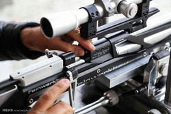 مسابقات بنچ رست تفنگ های بادی