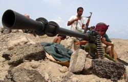 35 Houthi fighters killed by govt. forces within 24 hours